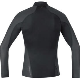 GORE WEAR Windstopper Base Layer Thermo Turtleneck Shirt Men black